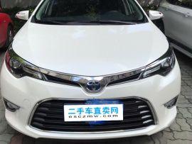 丰田 雷凌 2017款 1.2T V CVT豪华版