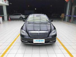 上海二手奔驰S级(进口) 2011