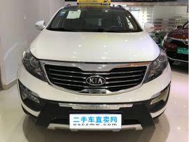 芜湖二手起亚 智跑 2012款 2.