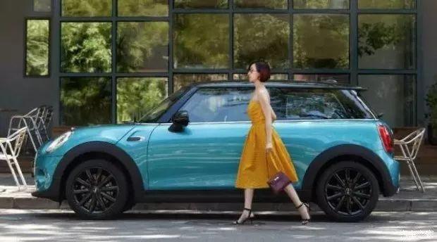 女人的专属座驾,买个性小型二手车首选这三款