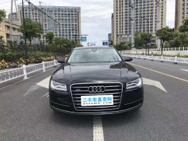 杭州二手奥迪A8L(进口) 2016