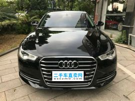 宁波二手奥迪A6L 2012款 TFSI