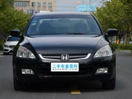 常州二手本田 雅阁 2006款 2.