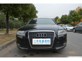 南京二手奥迪A6L 2009款 2.0 TF