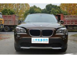 南京二手宝马X1 2012款 sDrive1