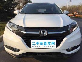 连云港二手本田 缤智 2015款 1.8L CVT 两驱 豪华型