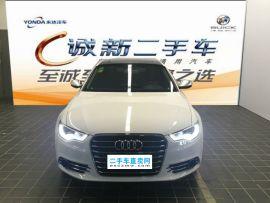 福州二手奥迪A6L 2012款 TFSI 标准型