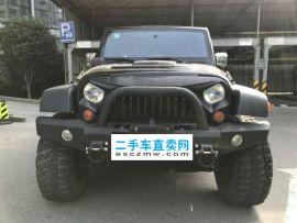 宁波二手Jeep 牧马人 2008款