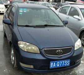 忻州二手丰田 威驰 2004款 1.
