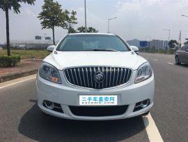 广州二手别克 英朗 2013款 GT 1.6L 自动时尚版