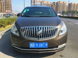宁波二手别克GL8 2012款 2.4L