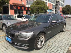 宁波二手宝马7系(进口) 2013