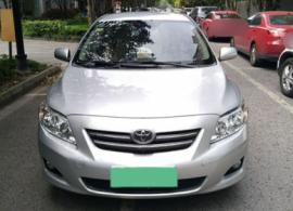 苏州二手丰田 卡罗拉 2008款 1.8L GL-i 手动版