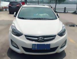 武汉二手现代 朗动 2015款 1.6L 自动领先型