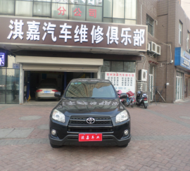 常州二手丰田RAV4 2010款 2.4L