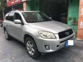 宁波二手丰田RAV4 2011款 2.0L 自动豪华版