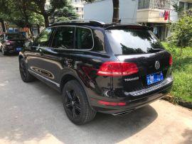 苏州二手大众途锐(进口) 2014款 3.0TSI V6 黑色探险者