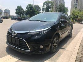 佛山二手丰田 雷凌 2017款 1.2T G CVT精英版