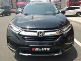 无锡二手本田CR-V 2017款 240TURBO CVT四驱尊贵版