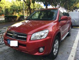 宁波二手丰田RAV4 2011款 2.4L 自动豪华升级版