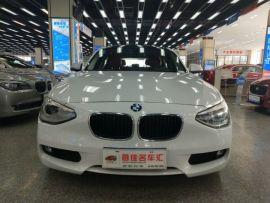 南京二手宝马1系(进口) 2012
