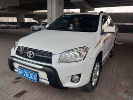 哈尔滨二手丰田RAV4 2011款 2.0L 手动豪华版