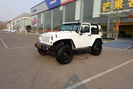 大连二手Jeep 牧马人 2011款 S