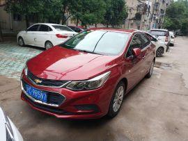 上海二手雪佛兰 科鲁兹 2017款 三厢 1.5L 自动先锋天窗版