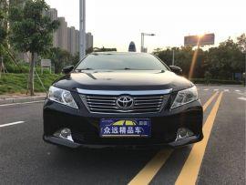 珠海二手丰田 凯美瑞 2013款