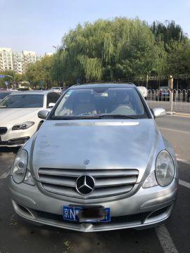 北京二手奔驰R级(进口) 2007