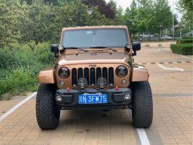 北京二手Jeep 牧马人 2011款 S