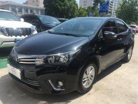 武汉二手丰田 卡罗拉 2014款 1.6L GL-i CVT版