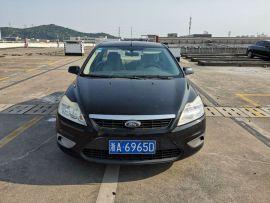 杭州二手福特 福克斯 2009款 三厢 1.8L 手动舒适型