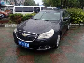 上海二手雪佛兰 景程 2012款 1.8L SX 手动豪华版
