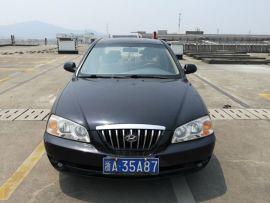 杭州二手现代 伊兰特 2005款