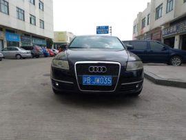 上海二手奥迪A6L 2008款 2.4L C