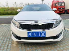 上海二手起亚K5 2011款 2.0 GL