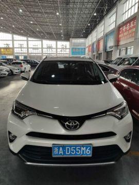 杭州二手本田UR-V 2017款 370TU