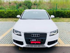 上海二手奥迪A4L 2012款 2.0 TF