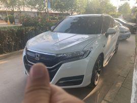 石家庄二手本田UR-V 2017款 240TURBO CVT两驱豪华版