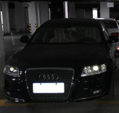 南京二手奥迪A6L 2010款 2.0 TF