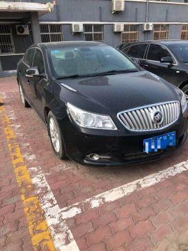 北京二手别克 君越 2011款 2.4L eAssist 豪雅版