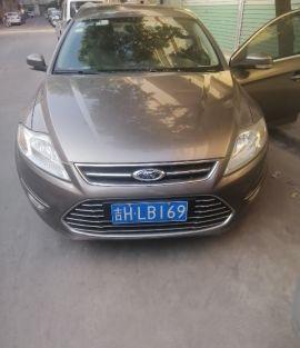 广州二手福特 蒙迪欧-致胜 2011款 2.0L GTDi200 自动豪华型