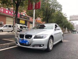 武汉二手宝马3系 2010款 318i