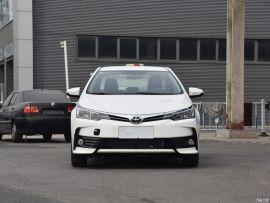 南宁二手丰田 卡罗拉 2017款 改款 1.2T CVT GL-i