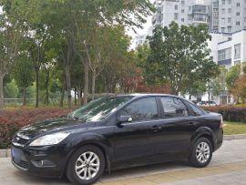 武汉二手福特 福克斯 2011款 三厢 1.8L 自动时尚型