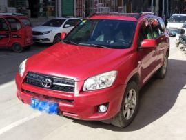晋城二手丰田RAV4 2010款 2.0L 自动豪华版