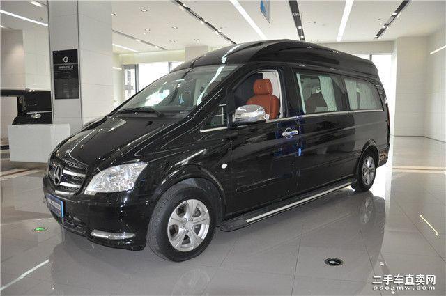 苏州二手奔驰威霆(进口)2003款2.3L商务车价格37.80万元