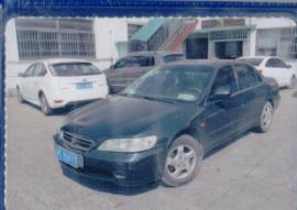 上海二手本田 雅阁 2001款 2.3L 自动标准型