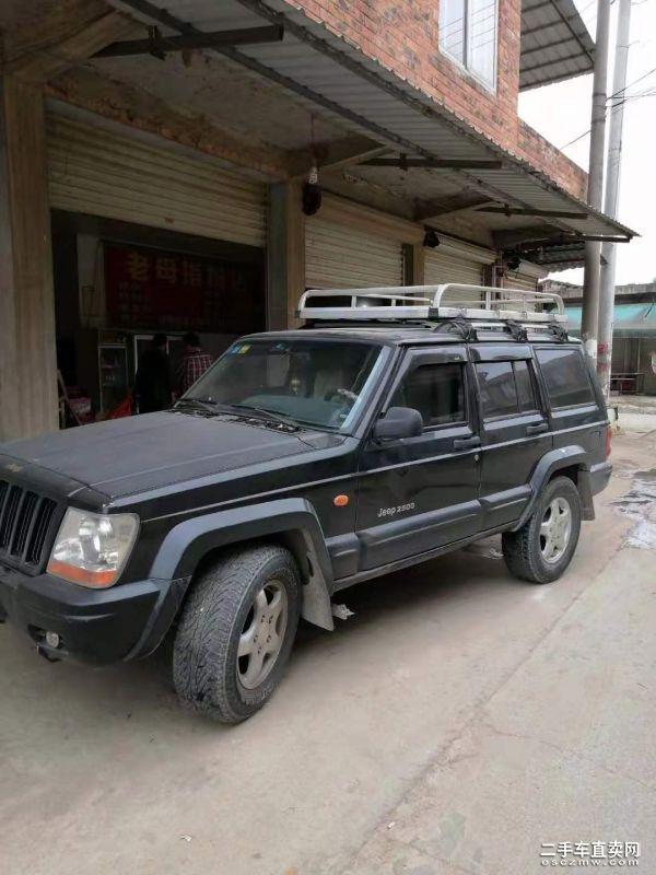 南宁二手Jeep25002005款2.4L两驱价格1.00万元
